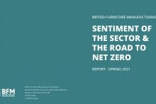 New report highlights the need for a sector-wide environmental strategy for British furniture manufacturers
