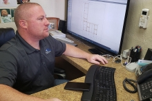 Custom cabinetry and millwork specialist wins jobs with software's graphics and automation tools