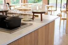 Durasein solid surface – why wait when you can have it ex-stock?