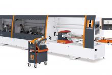 Holz-Her's Glu Jet system