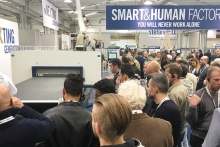 The SCM's Smart&Human Factory for Industry 4.0