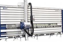 New SCM vertical panel saws