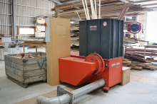 Weima aids sustainable waste management in the woodworking industry