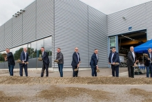 Groundbreaking ceremony in Schopfloch: Homag Group invests in building extension