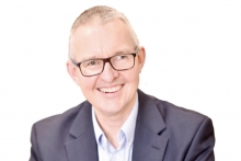 Trade body in 'strong position' as MD steps down