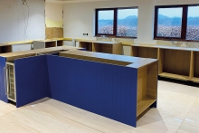 CaberWood MDF Pro – the ideal panel for beautiful handmade kitchens