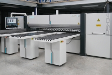 AES beam saws enter UK market
