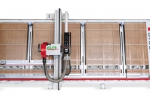 The Edition 60, Striebig's brand new vertical panel saw