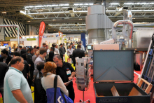 W14 – the biggest UK show yet
