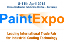 PaintExpo 2014 – industrial coating technology event