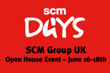SCM Open House - June 16-17-18