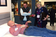 National bed event celebrates strong performance